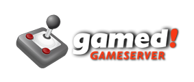 gamed! Logo